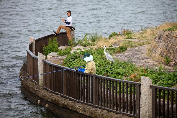 3 fisherman