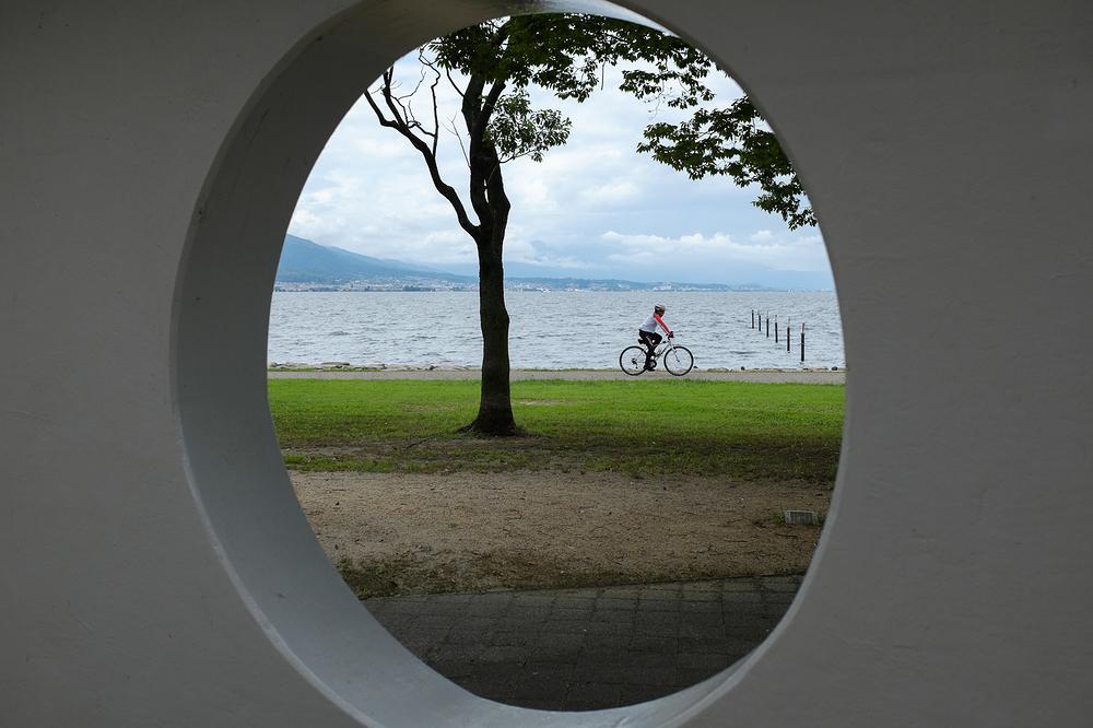 cycling in circles