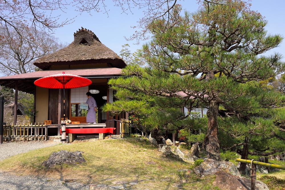 玄宮園, Genkyūen