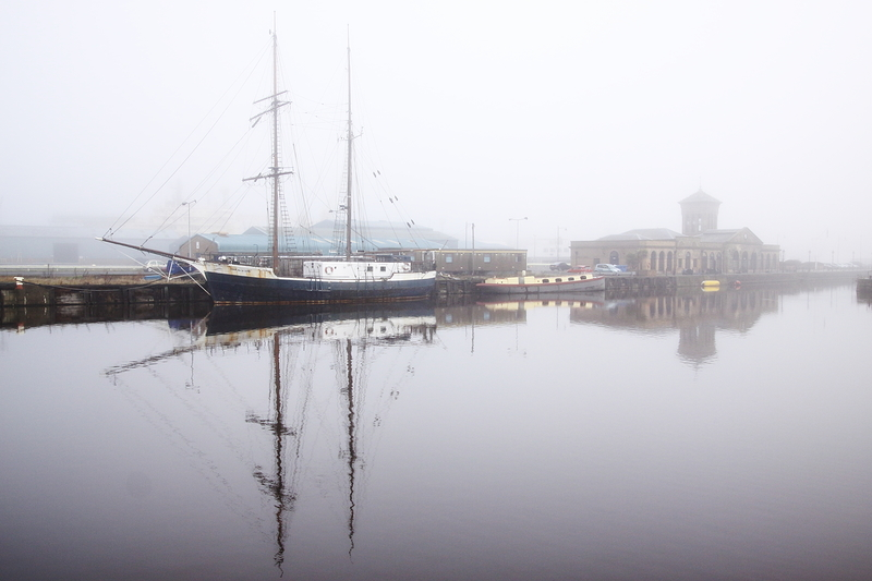 Leith Docks, Edinburgh