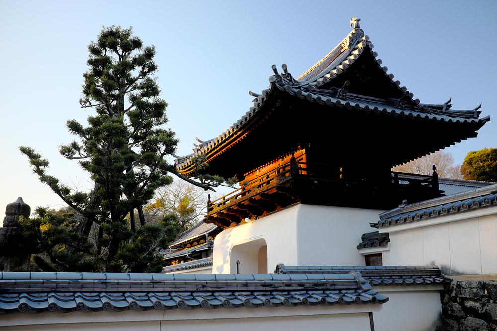 Golden-hour at Koshoji