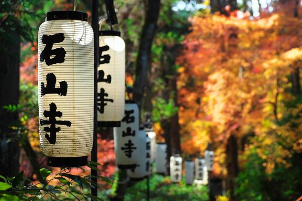 石山寺   Ishiyama Temple
