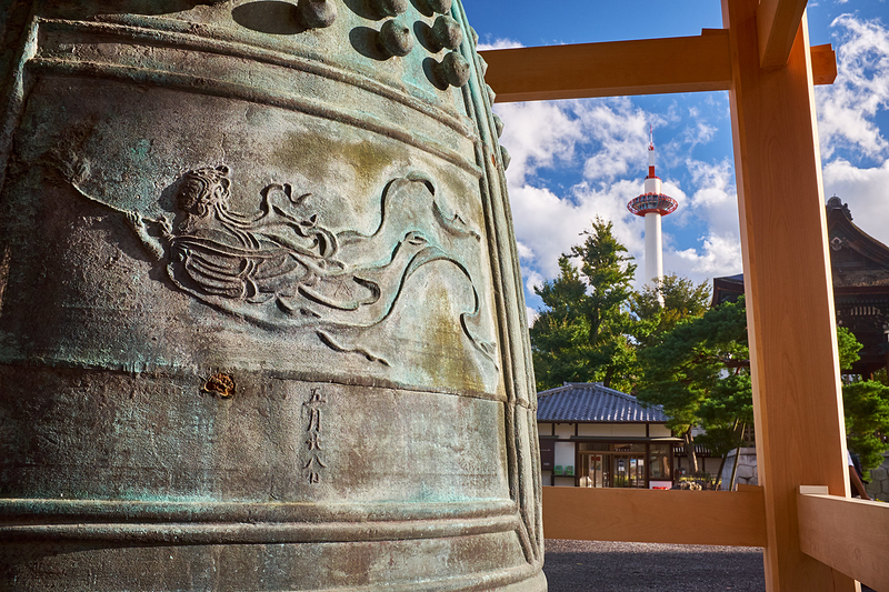 the bell and the tower