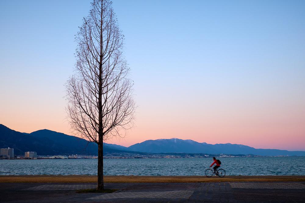 twilight ride