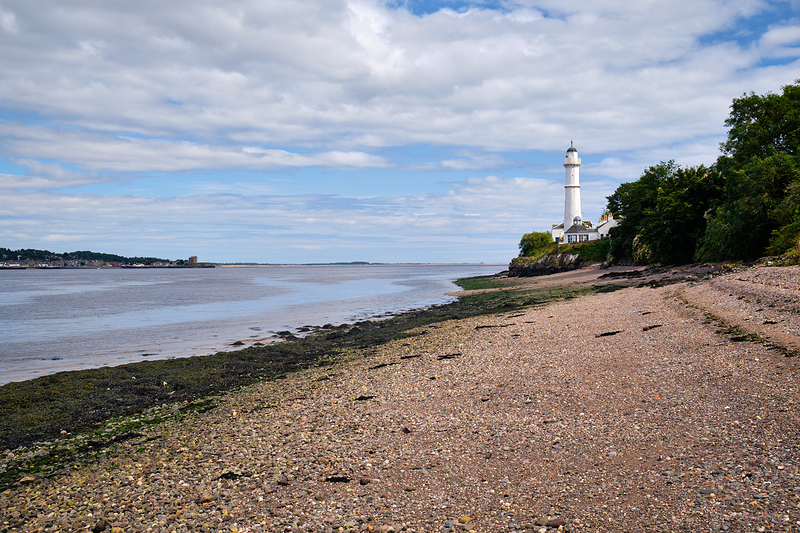 The Lighthouse at Tayport