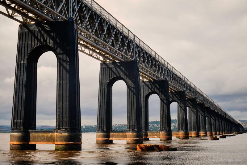 The Tay Rail Bridge