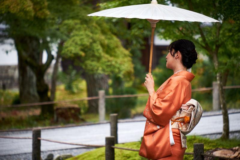 Early Autumn colour at Nanzenji