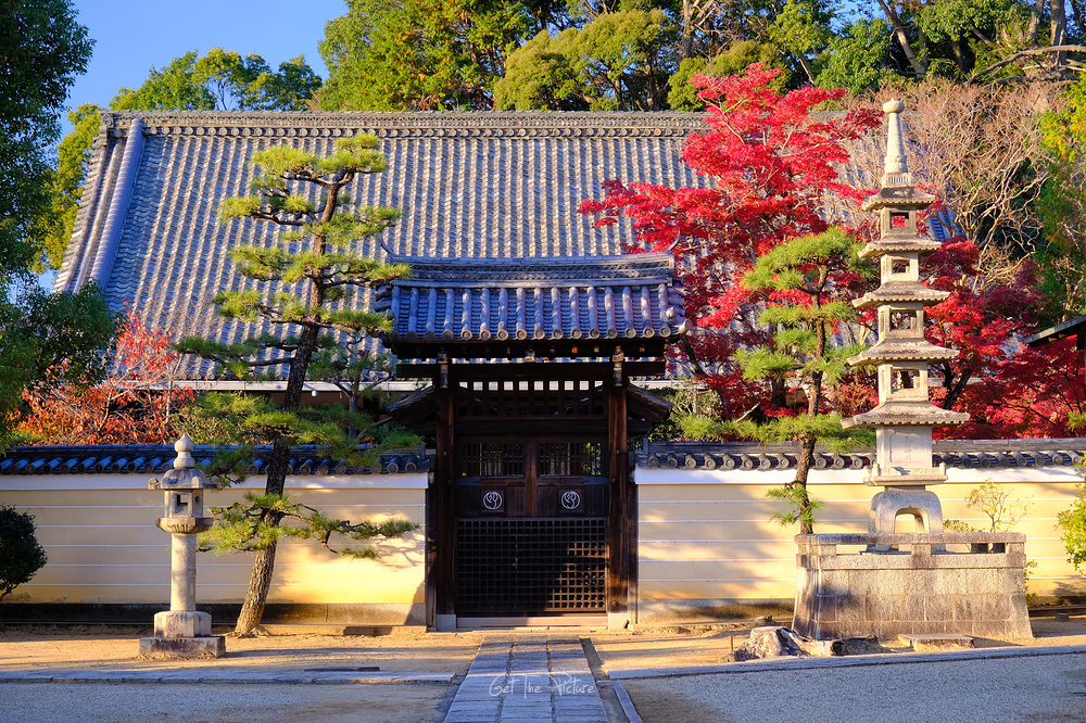 at Hoto-ji