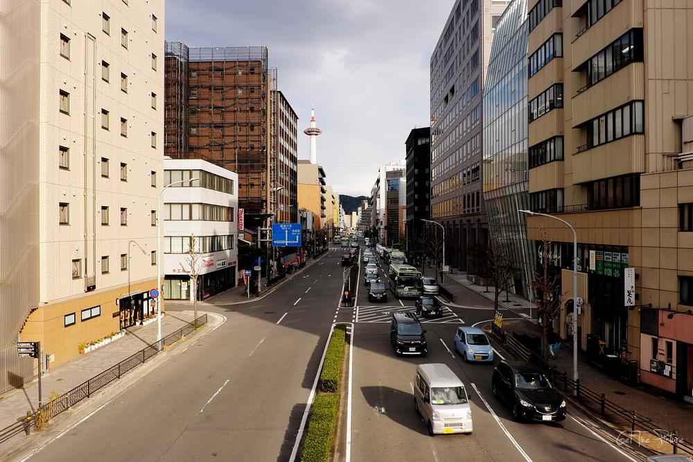 cross-town traffic