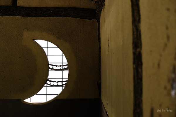 the moon window