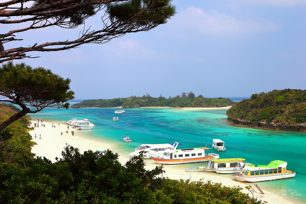 Okinawa - before Corona