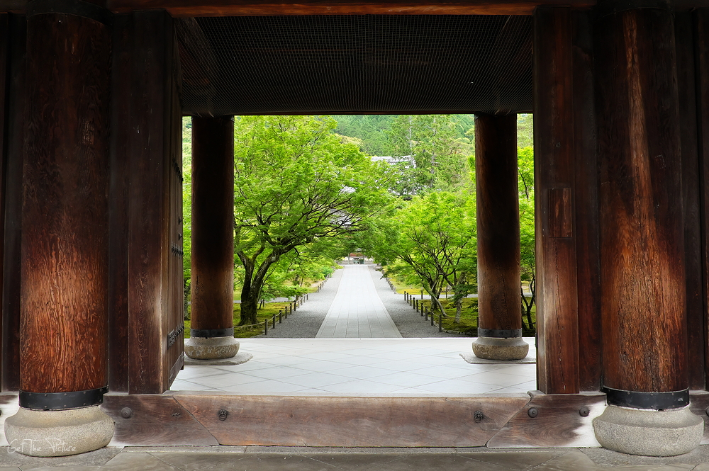solitude at Nanzenji