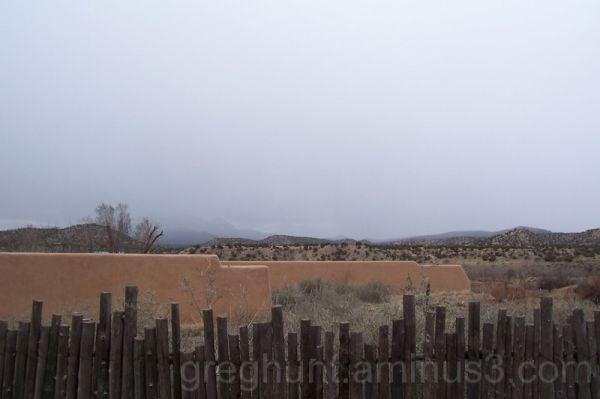 landscape, cerrillos.