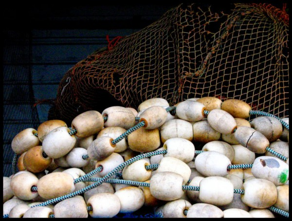 Floats and Netting