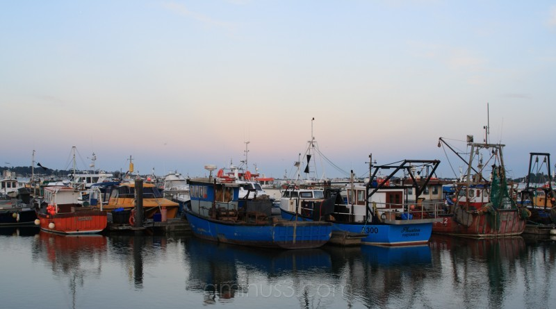 Fishing Boats at Poole Harbour
