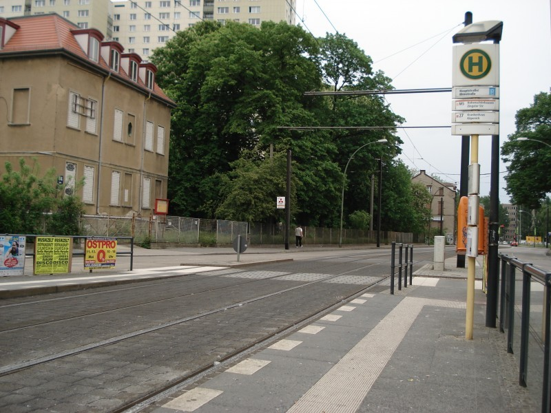 Hauptstraße Rhinstraße