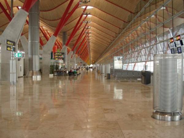 Aeropuerto de Barajas T4