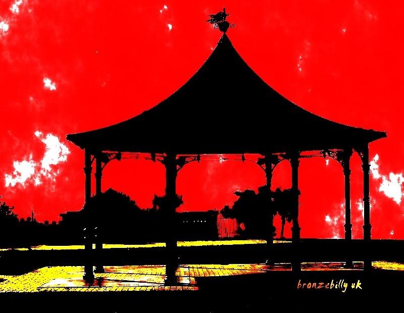 Black Bandstand