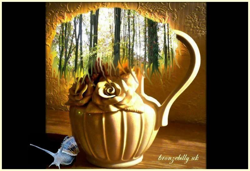 trees jug snail