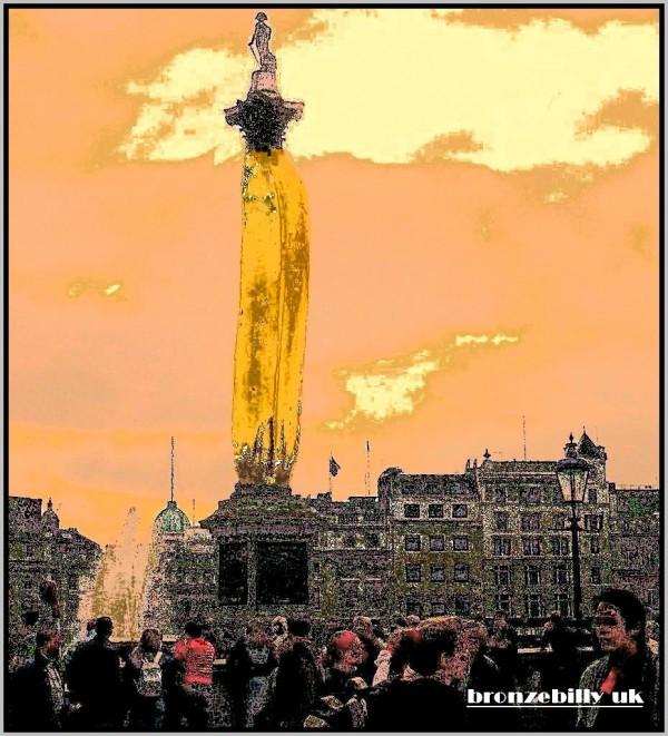 Nelson banana London