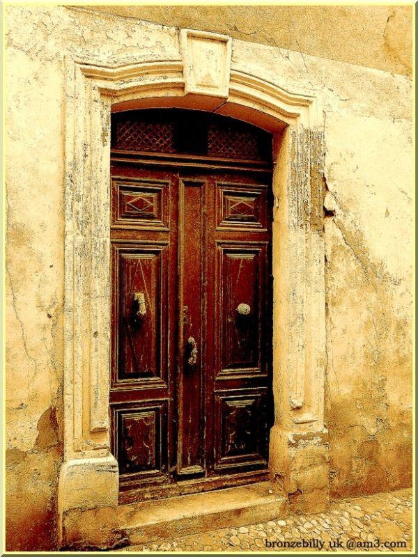 doorway old france bronzebilly