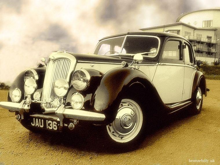 car vintage sepia tint bronzebilly