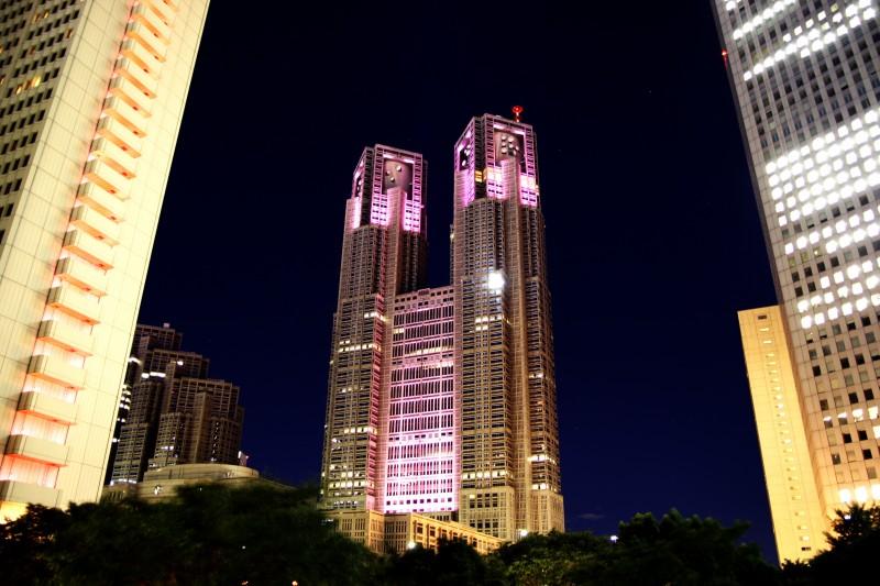 Tokyo Metropolitan HQ
