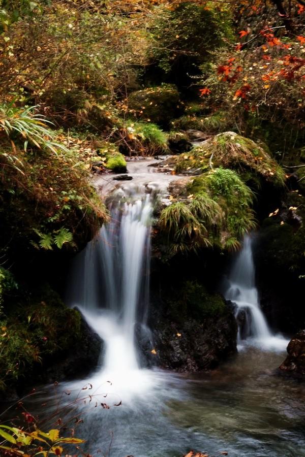 waterfall kuroyama