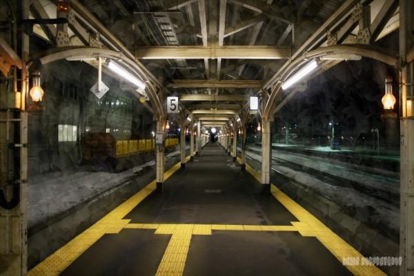Otaru station Hokkaido