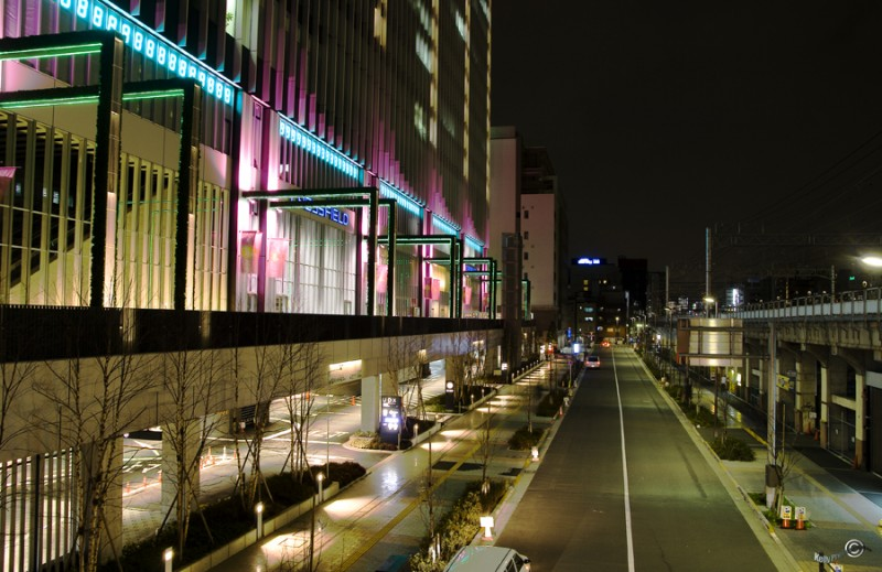 Akihabara @night series