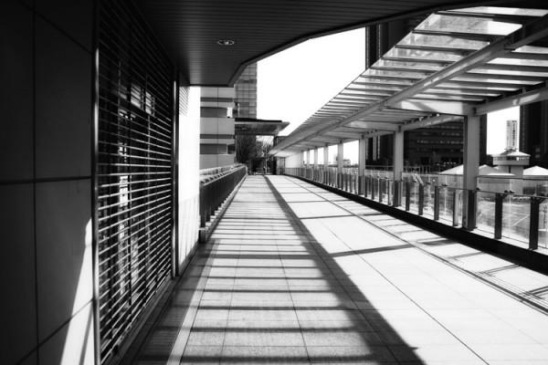 walkway again