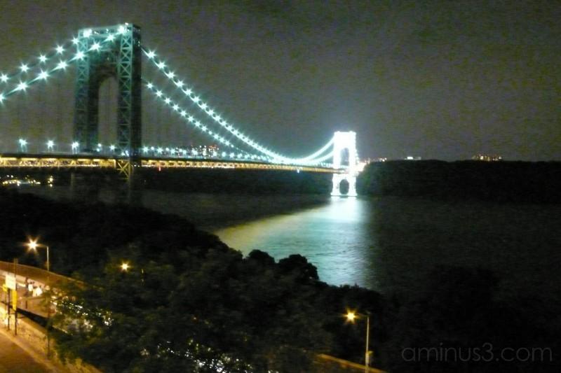 ...bridge and tunnel...