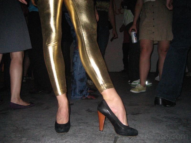 ...legs...