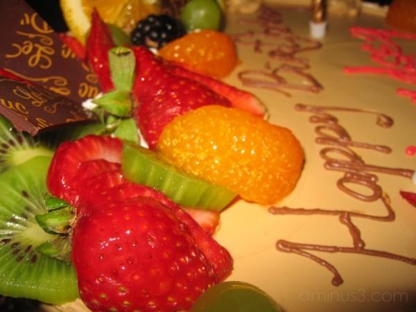 More Birthday Cake