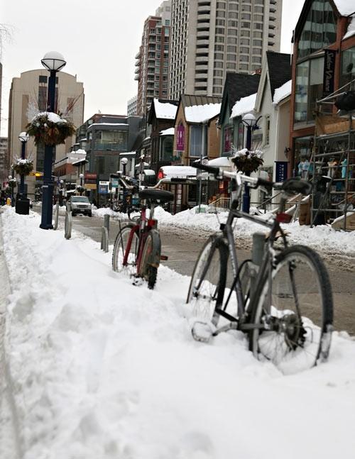 Snowed Rides