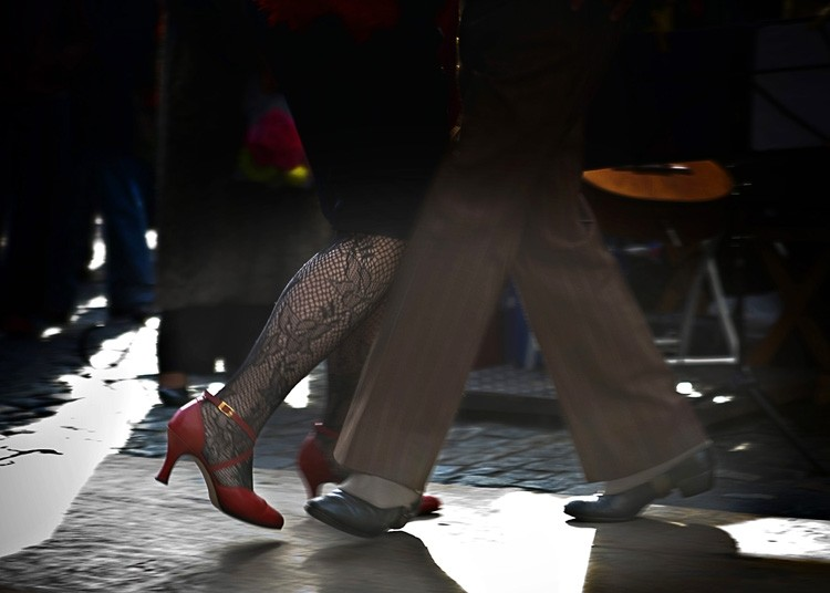 Tango Street Dancers