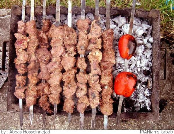 Iranian Kabab كباب ايرانيThe Special Iranian Food!