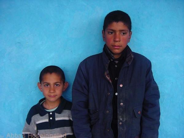 Mountain's kids كودكان كوهستان