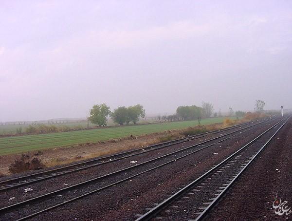 Rails in Rain