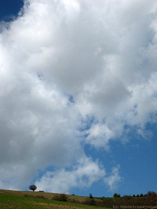 کمی تا ابرها