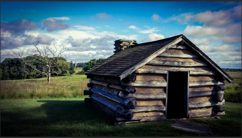 Morning Cabin
