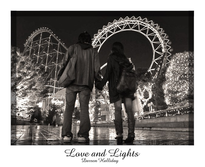 Black and White Love and Lights