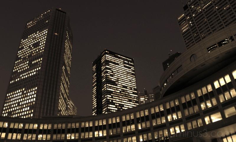 shinjuku building photo japan tokyo