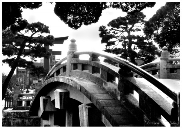bridge tokyo kamakura japan