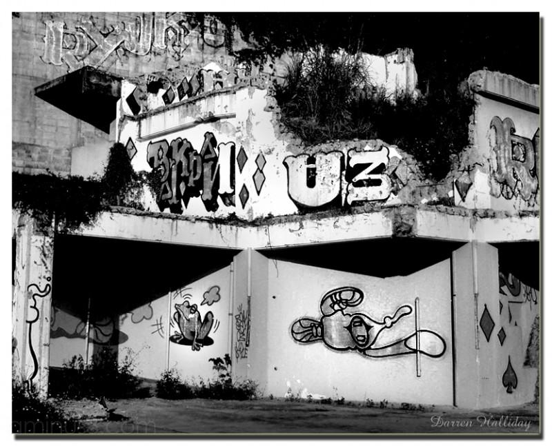 grafitti in okinawa