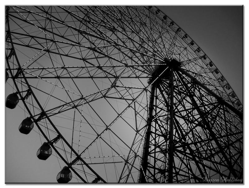 Wheel Tokyo Japan