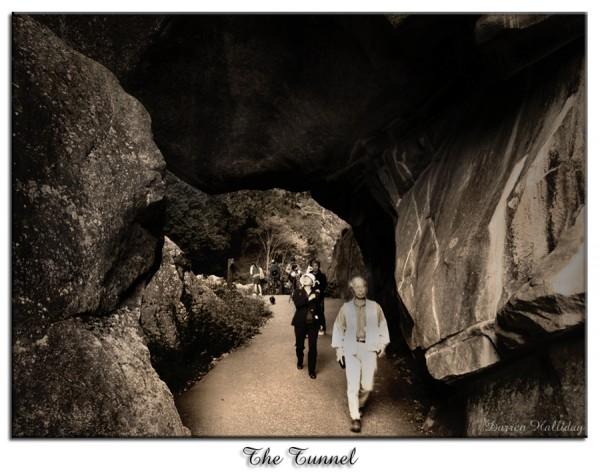 The Tunnel Darren Halliday Japan