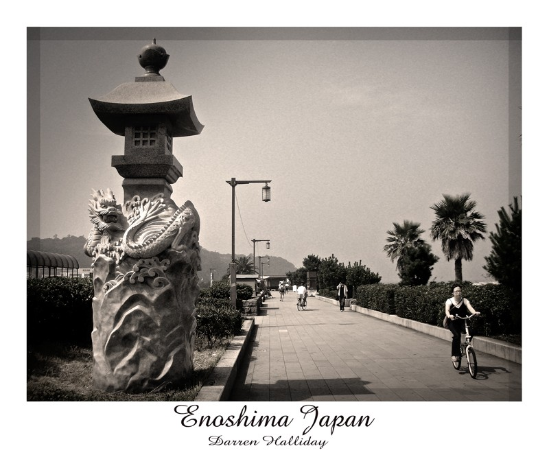 Enoshima Japan Darren Halliday