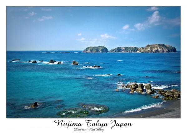 Niijima Tokyo Japan Coastline Darren Halliday