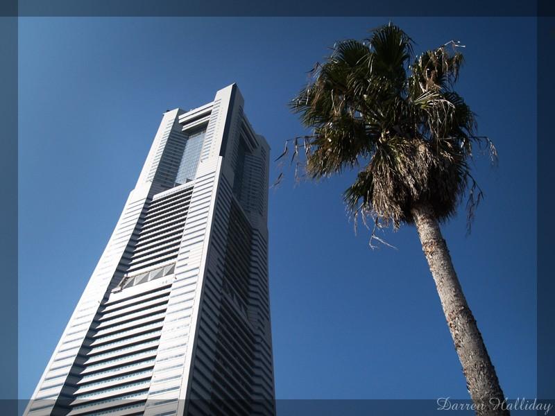 Yokohama Kanagawa Japan Darren Halliday